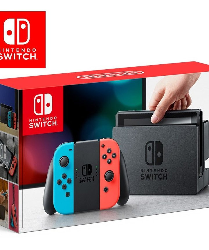 1.5 Million Nintendo Switch Have Been Sold In Spain