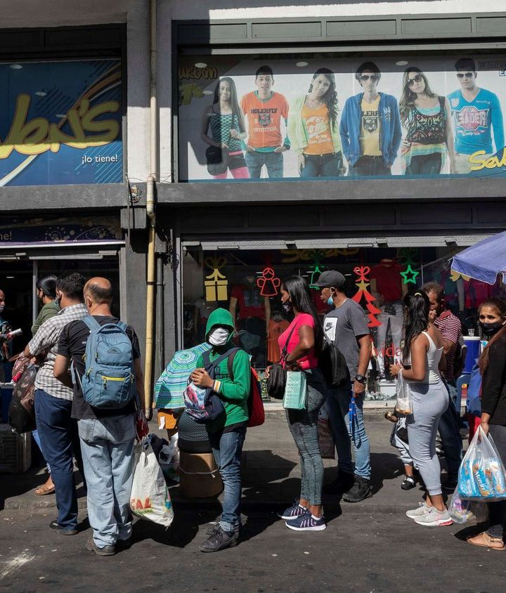 The Chavista Liberalization Of Venezuela
