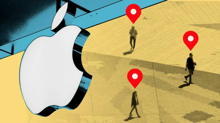 More Pressure On Privacy From Apple