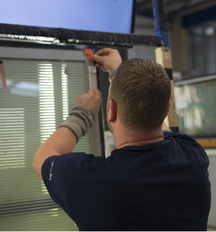 Booming demand for quality ScreenLine integral blinds drives 50% growth