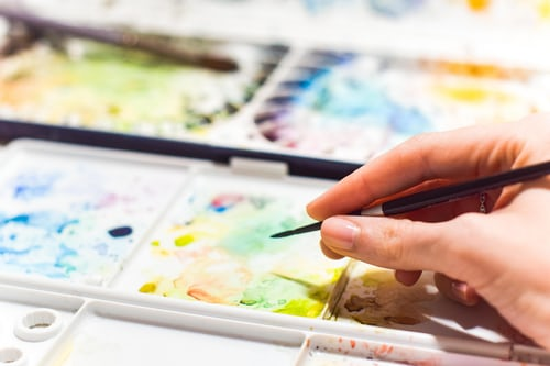 Watercolour World making watercolours accessible?