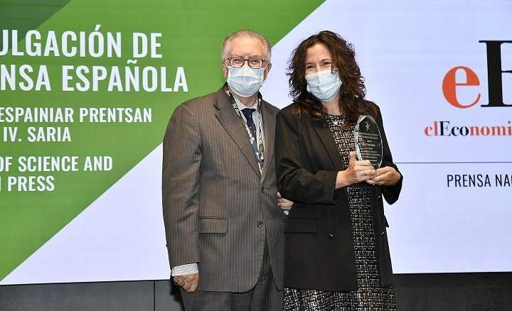 The Science And Technology Parks Reward elEconomista For Its Informative Work